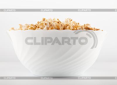 Popcorn Bowl | High resolution stock photo |ID 3134611