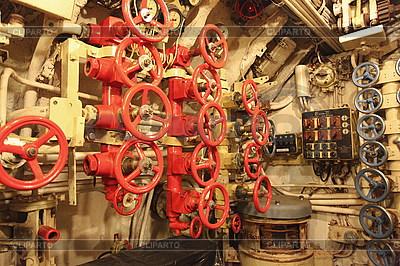 На борту подводной лодки | Фото большого размера |ID 3205560