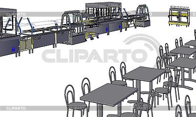 Cafe-Projekt | Illustration mit hoher Auflösung |ID 3140599