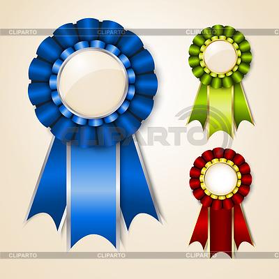 Set von Preis-Bändern | Stock Vektorgrafik |ID 3314490