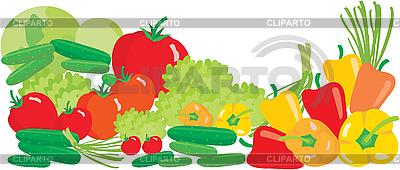 Verduras | Ilustración vectorial de stock |ID 3154810