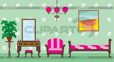 Living room | Stock Vector Graphics |ID 3295030