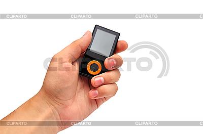 Odtwarzacz mp3 | Foto stockowe wysokiej rozdzielczości |ID 3190262
