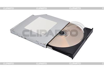 Öffnen DVD-ROM   Foto mit hoher Auflösung  ID 3220016