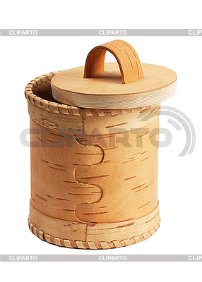 Abedul corteza caja | Foto de alta resolución |ID 3150519