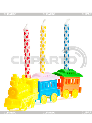 Birthday candles | High resolution stock photo |ID 3150522