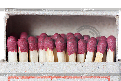 Matches in box | High resolution stock photo |ID 3151194