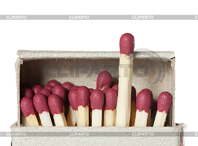 Matches in box | High resolution stock photo |ID 3151195