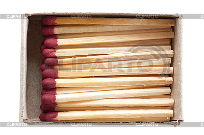 Matches in box | High resolution stock photo |ID 3151196