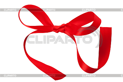 Red bow | High resolution stock photo |ID 3151535