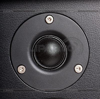 Speaker | High resolution stock photo |ID 3153201