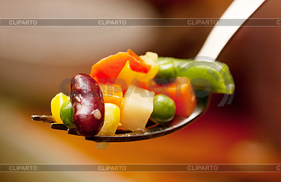 Boiled vegetables | High resolution stock photo |ID 3153388