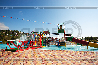 Water park | High resolution stock photo |ID 3153431