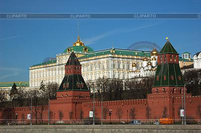 Wielki Kremlin Palace w Moskwie | Foto stockowe wysokiej rozdzielczości |ID 3228084
