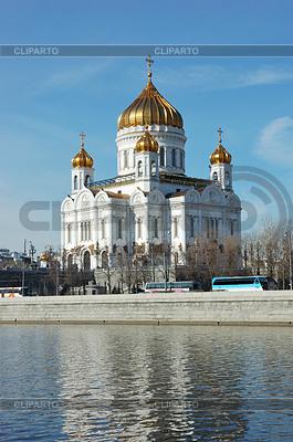 Tempel von Christus in Moskau | Foto mit hoher Auflösung |ID 3228088