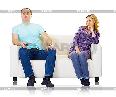 남편과 아내는 상호 이해를 찾을 수 없습니다 | 높은 해상도 사진 |ID 3145697