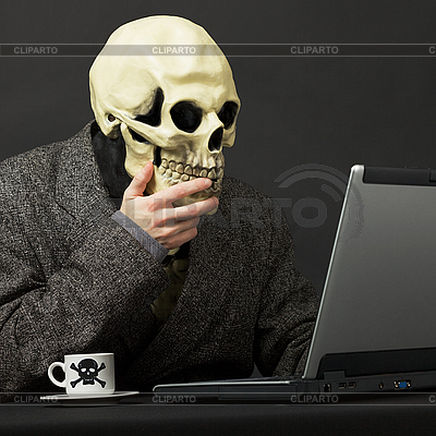 Person mortally poisoned with poisonous drink - coffee or tea | High resolution stock photo |ID 3148833