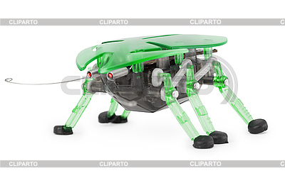 Cyber u200bu200btoy - robota beetle | Foto stockowe wysokiej rozdzielczości |ID 3152693