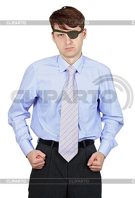 Terrible one-eyed man | Foto stockowe wysokiej rozdzielczości |ID 3153671
