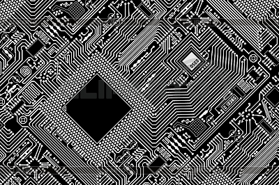 电路板 | 高分辨率插图 |ID 3153819