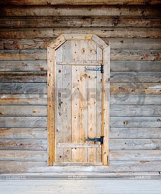 Drewniane drzwi | Foto stockowe wysokiej rozdzielczości |ID 3160411