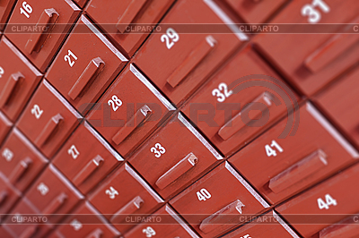 Individual numbered cells | High resolution stock photo |ID 3183717