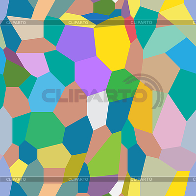 Abstract seamless texture - color polygonal shapes   Stock Vector Graphics  ID 3289120