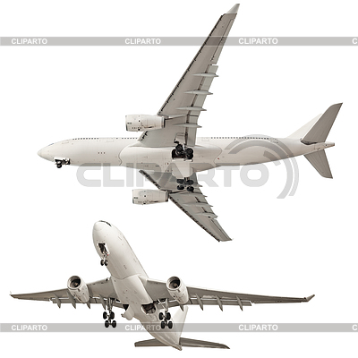 Airplane | High resolution stock photo |ID 3365162