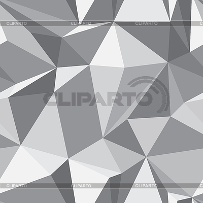 Diamond seamless pattern - abstract polygon texture | Stock Vector Graphics |ID 3381411