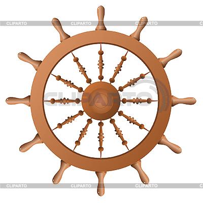 Ship wheel | Stock Vector Graphics |ID 3197374