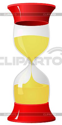 Sanduhr. | Stock Vektorgrafik |ID 3206359