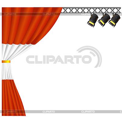 Theater Austria. | Stock Vector Graphics |ID 3209201