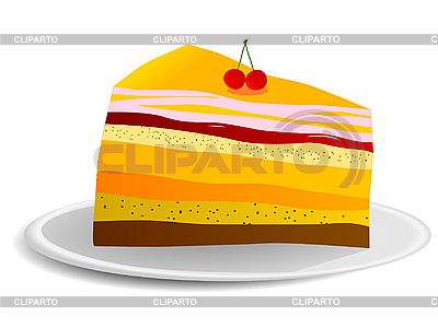 Piece of pie | Stock Vector Graphics |ID 3209770