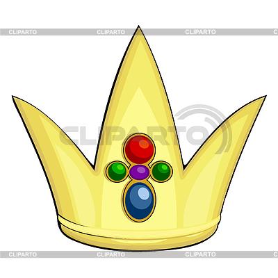 卡通王冠 | 向量插图 |ID 3218977