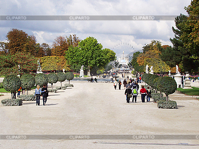 Champs-Elysees. Paris. France   High resolution stock photo  ID 3175980