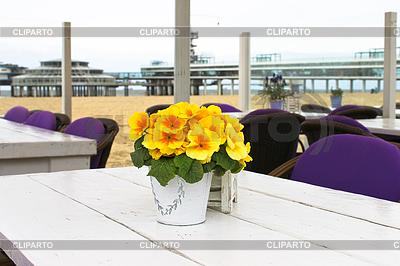 Суши фото на столе в кафе 83