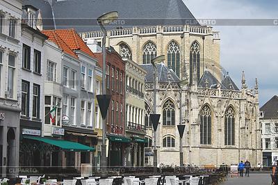 In der niederländischen Stadt Breda. Niederlande | Foto mit hoher Auflösung |ID 3320811
