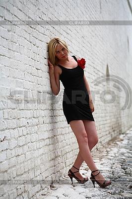 섹시한 금발 모델 | 높은 해상도 사진 |ID 3171481