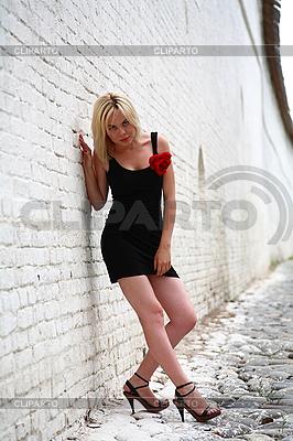 섹시한 금발 모델   높은 해상도 사진  ID 3171487