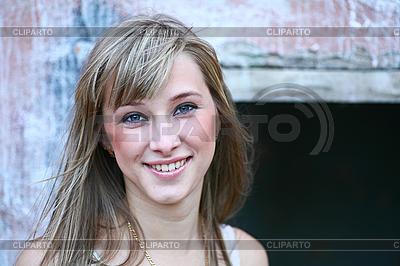 Cute blonde | Foto mit hoher Auflösung |ID 3172079