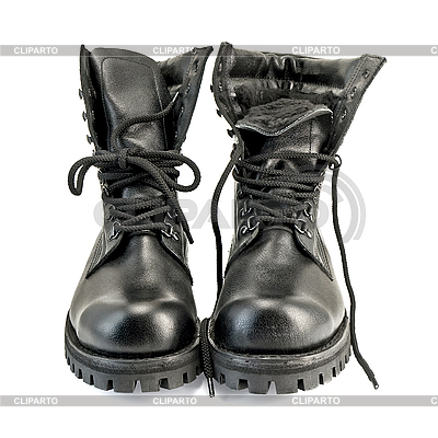 Armee Paar Stiefel | Foto mit hoher Auflösung |ID 3183059
