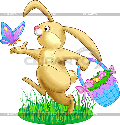 Easter Bunny | Stock Vector Graphics |ID 3197159