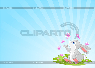 Easter Bunny | Stock Vector Graphics |ID 3199646