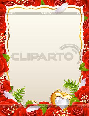 발렌타인 데이 카드 4 | 벡터 클립 아트 |ID 3199617