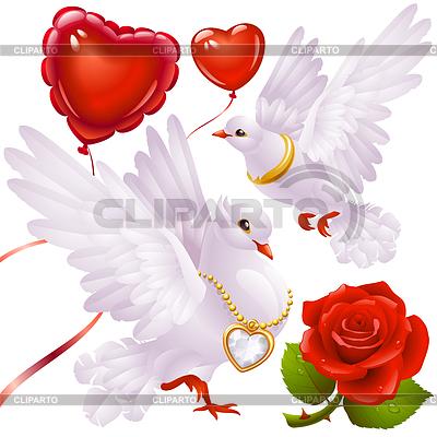 Valentine's Day set | Stock Vector Graphics |ID 3235616