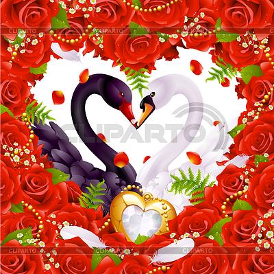 Valentine card | Stock Vector Graphics |ID 3293938