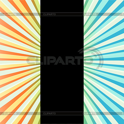 Abstract divergent stripes background | Stock Vector Graphics |ID 3370951