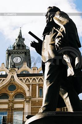 Shukhov Monument | Foto stockowe wysokiej rozdzielczości |ID 3235900