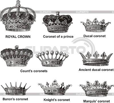 crowns & coronets