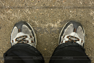 Sports footwear | High resolution stock photo |ID 3212811